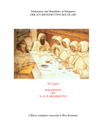 Monastero san Benedetto in Bergamo OBLATI