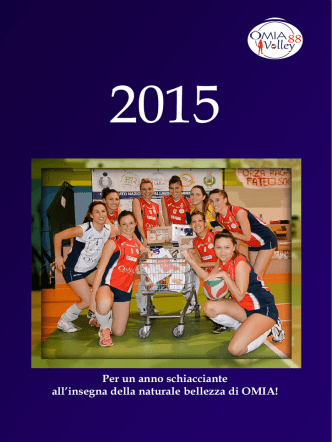 2 - Omia Volley 88 Cisterna