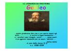 Galileo ipertesto 2 D - Istituto Comprensivo Leonardo da Vinci