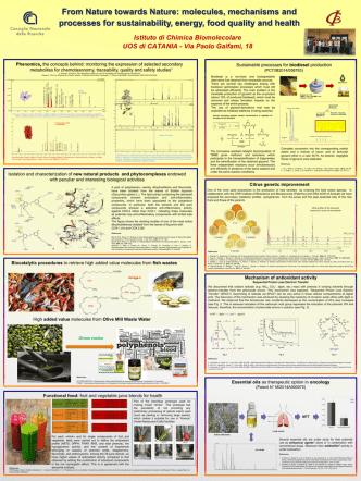 3 + - ICB Istituto di Chimica Biomolecolare