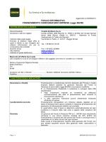Finanziamento chirografario imprese Legge 662/96
