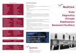 Pieghevole MediClinic - MediClinic, la clinica delle eccellenze