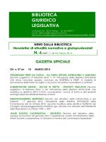 News 6 2014bgl - Consiglio Regionale della Toscana