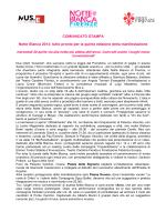 Comunicato Stampa (PDF)