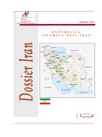 Iran - Camera di Commercio Italo