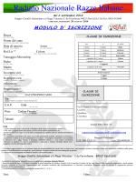 Raduno Nazionale Razze Italiane (1)