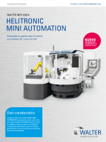 HELITRONIC MINI AUTOMATION