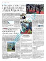 Pubblicazione avviso su quotidiano Corriere di Verona del 30.03.2014