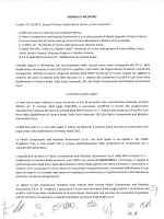 Accordo SBH Extrusion