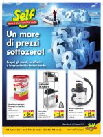 SELF Un mare di prezzi sottozero! dal 02/01/2014