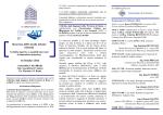 Programma - Ordine degli Ingegneri della provincia di Roma