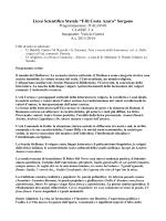 Italiano 3 A - IIS Costa Azara Sorgono