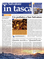 Un pediatra a San Salvatore