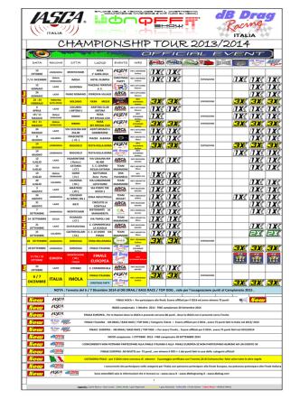 CHAMPIONSHIP TOUR 2013/2014