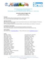 osteonecrosi delle ossa mascellari (onj) da bifosfonati e altri farmaci