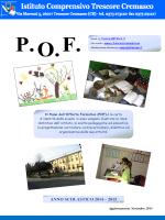 POF - Istituto Comprensivo di Trescore Cremasco