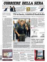 Corriere della sera - 04.11.2014