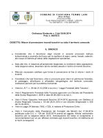 ordinanza incendi 2014 - Comune di Casciana Terme Lari