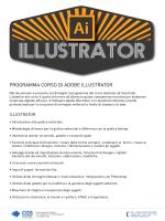 programma corso di adobe illustrator