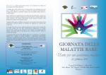 Brochure - Azienda Ospedaliera Ospedali Riuniti Villa Sofia Cervello