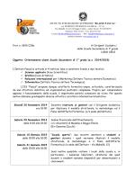 Prot. n. 1841/C28a Ai Dirigenti Scolastici delle