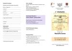 4° seminario Marcella Sanna - Associazione Musicale Vincenzo Ruffo