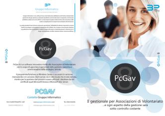 A3 - Software Gestionale per Associazioni di Volontariato
