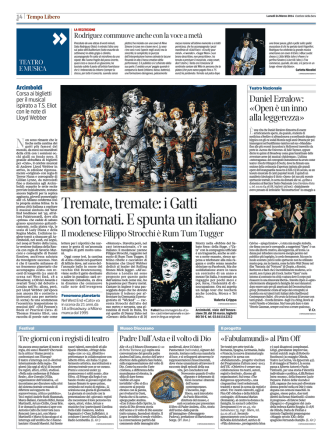 24/03/2014 Corriere della Sera CATS