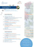 Call for Papers (860Kb pdf) - Pontificia Università della Santa Croce