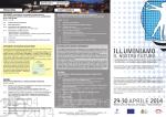 Programma - Progetto Lumière