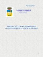Rassegna23 - Comune di Sabaudia