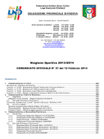 Com_N 37 - FIGC Veneto
