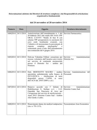 Azienda Provinciale per i Servizi Sanitari