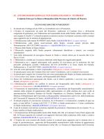 Elenco E2- Studio osservazionale non farmacologico
