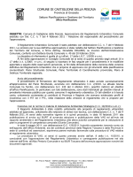 Relazione RdP per approvazione - allegato C