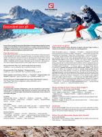Escursioni con gli sci in Val Gardena