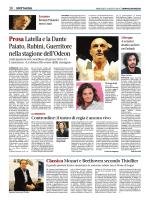 Giornale di Brescia 13 agosto (anticipazioni)
