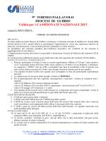Regolamento PVM 14-15 - CSI Comitato di Gubbio