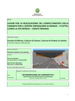 Determinazione dei corrsipettivi ai sensi del D.M. 143/2013