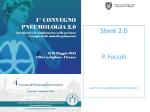 Stent - Master in Pneumologia Interventistica