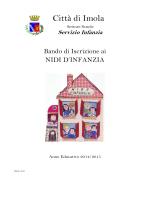 asili nido Bando 2014_2015