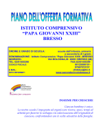 POF 2013_2014 - Istituto Comprensivo Via Bologna Bresso