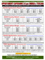 CAPODANNO 2014-15 in UMBRIA e TOSCANA