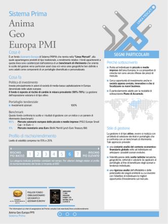 Anima Geo Europa PMI