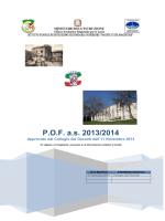P.O.F. 2013-2014 - Pacifici e De Magistris
