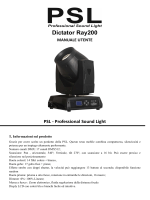 dictator ray 200 manuale uetnte