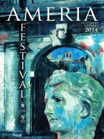 Programmazione - AMERIA FESTIVAL