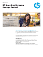 HP StoreOnce Recovery Manager Central