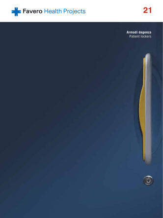 Catalogo Armadi - Favero Health Project