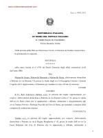 Trib. Palermo 18 ottobre 2013 - Diritto Civile Contemporaneo